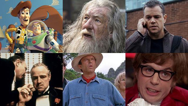 Las mejores sagas cinematográficas