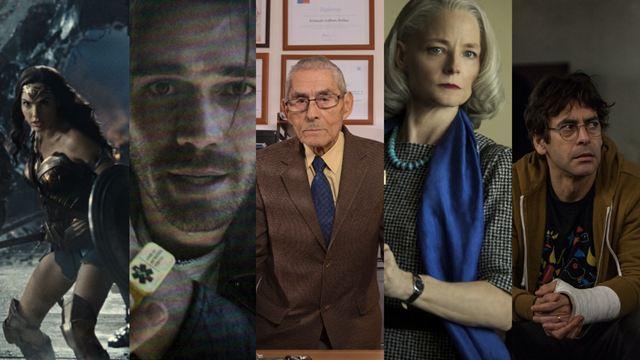 'Liga de la Justicia', 'Inmune', 'El agente topo' y 'The Mauritanian', entre los estrenos destacados de este fin de semana