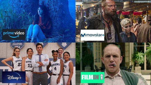 Todos los estrenos de series y películas en Amazon Prime Video, Disney+, Movistar+ y Filmin en la semana del 12 al 18 de abril