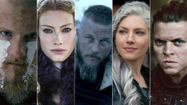 5 personajes de 'Vikingos' que tienen una gran historia detrás