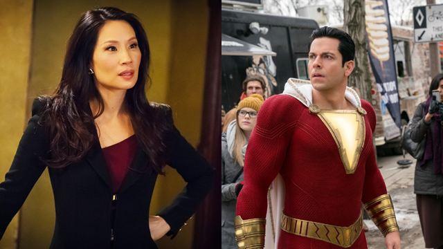 'Shazam 2': Lucy Liu será Kalypso, la hermana de Helen Mirren, en la secuela