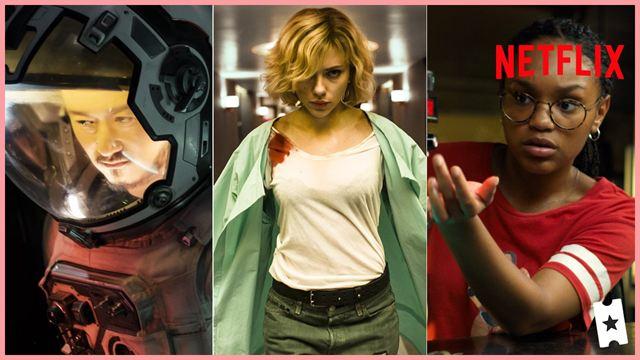 5 películas de ciencia ficción para ver en Netflix que te fascinarán