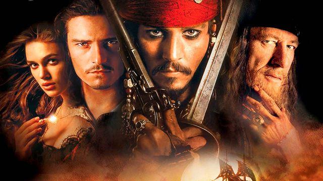 'Piratas del Caribe', con Johnny Depp, Orlando Bloom y Keira Knightley, vuelve a los cines