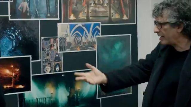 'The Sandman': Primer vistazo detrás de las cámaras a la serie de Netflix de la mano de Neil Gaiman