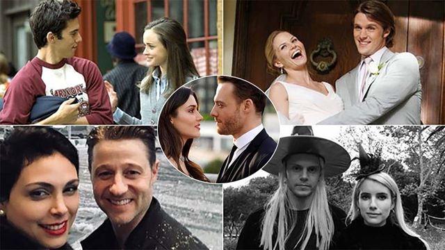 Kerem Bürsin y Hande Erçel y otras 20 parejas dentro y fuera de la pequeña pantalla