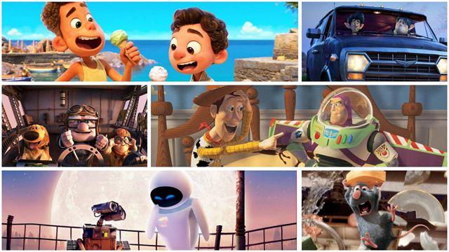 'Luca' y las otras 23 películas que nos ha regalado 'Pixar'