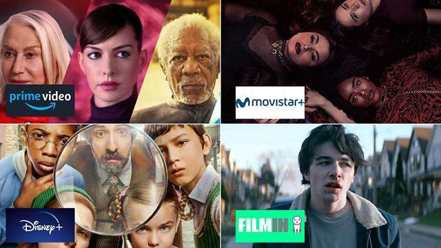 Estrenos de películas y series en Amazon Prime Video, Disney+, Movistar+ y Filmin en la semana del 21 al 27 de junio