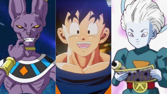 8 personajes de 'Dragon Ball' que son más poderosos que Goku