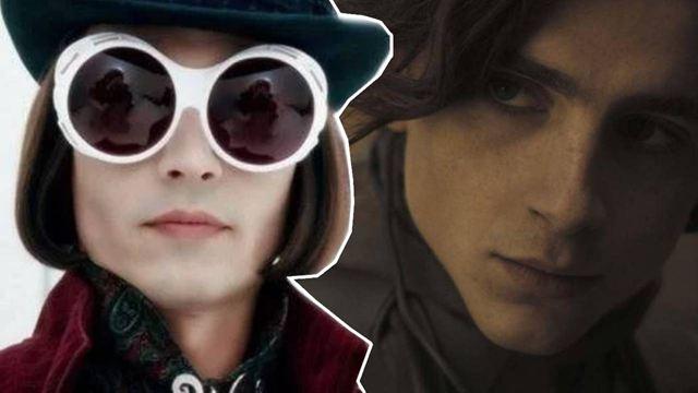 Así es el nuevo Willy Wonka: Primer vistazo a Timothée Chalamet en la precuela