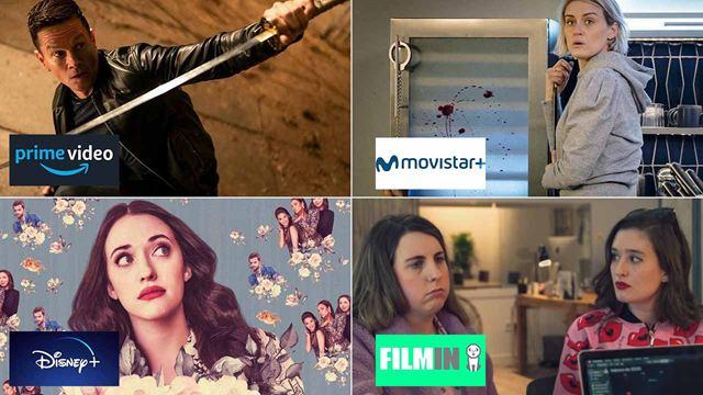 Todos los estrenos de películas y series en Amazon Prime Video, Disney+, Movistar+, HBO y Filmin en la semana del 18 al 24 de octubre