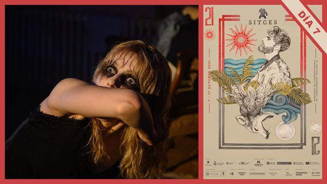 Festival de Sitges Día 7: Edgar Wright conquista al público con su historia de fantasmas 'old fashioned' titulada 'Última noche en el Soho'