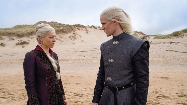 """Olvídate de ver otra 'Juego de Tronos': el 'spin-off' 'La Casa del Dragón' cambia de tono y pasa de """"reinventar la rueda"""""""