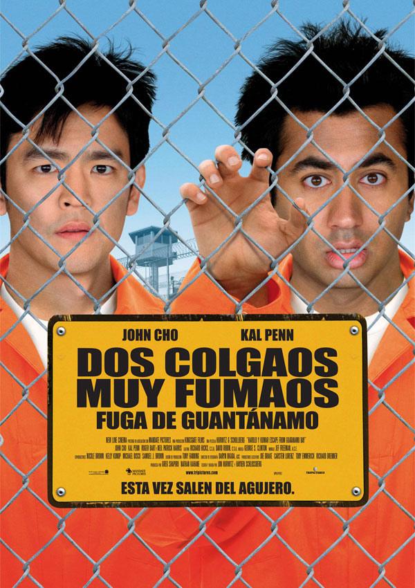 Dos Colgaos Muy Fumaos Fuga De Guantanamo Pelicula 2008 Sensacine Com