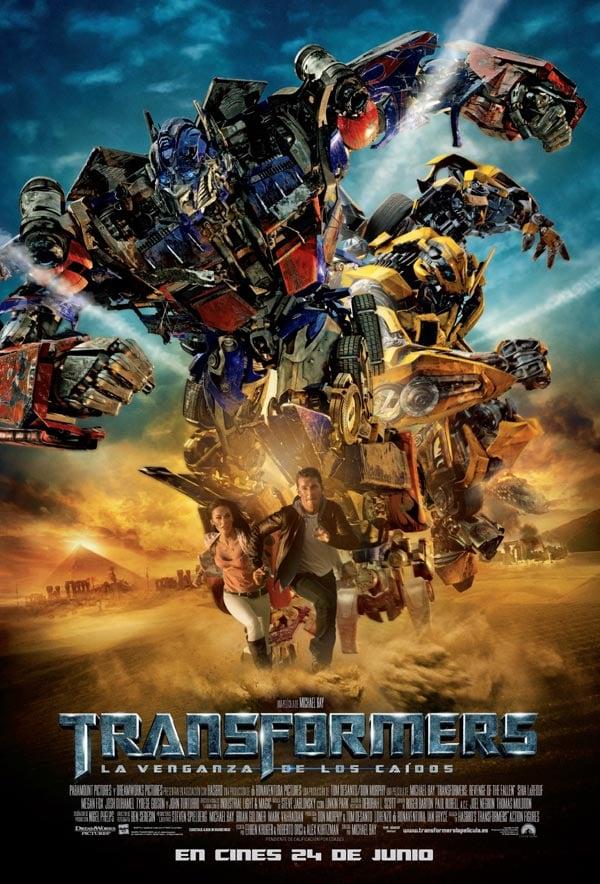Transformers La Venganza De Los Caídos Película 2009 Sensacine Com