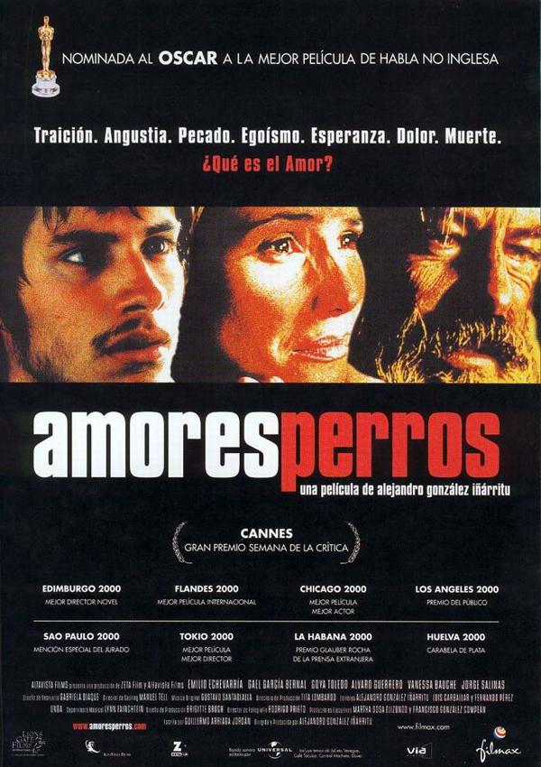 Amores Perros Pelicula 2000 Sensacine Com