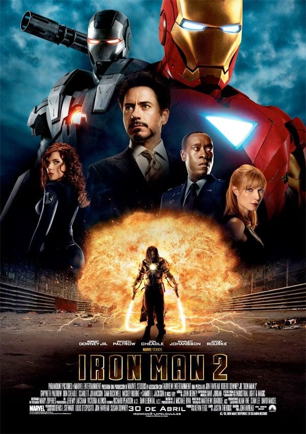 Iron Man 2 Pelicula 2010 Sensacine Com