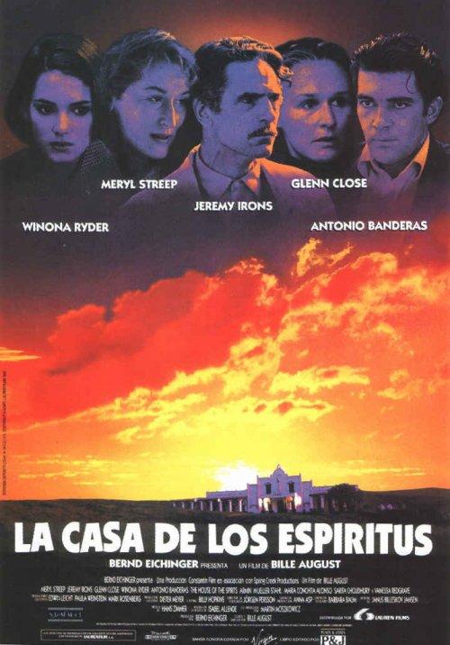 La Casa De Los Espíritus Película 1993 Sensacine Com