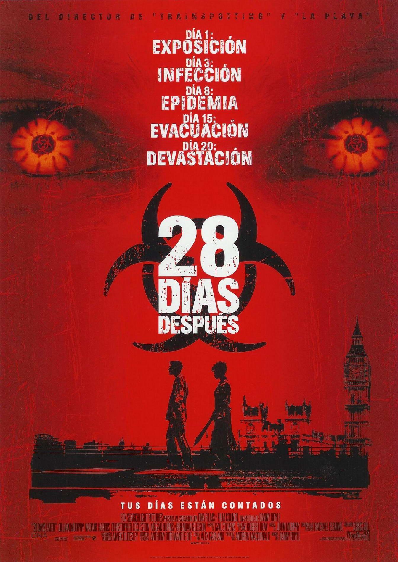 28 Dias Despues Pelicula 2002 Sensacine Com