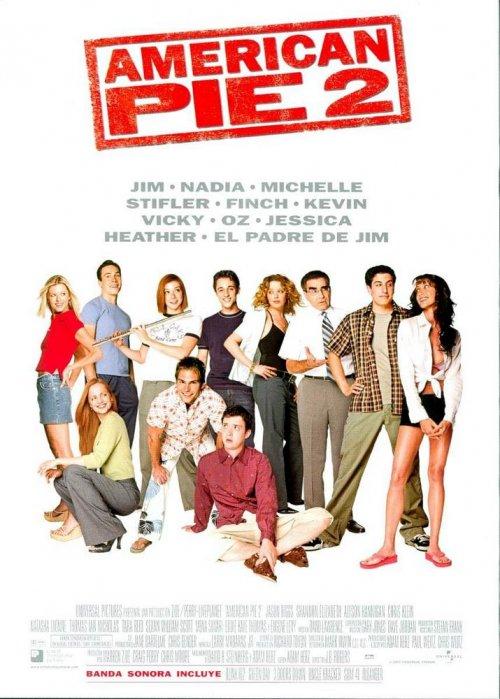 American Pie 2 Pelicula 2000 Sensacine Com