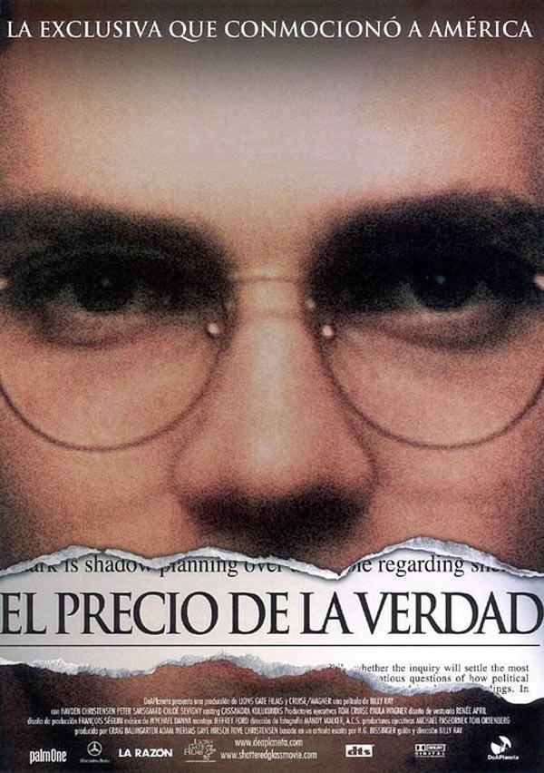 El precio de la verdad - Película 2003 - SensaCine.com