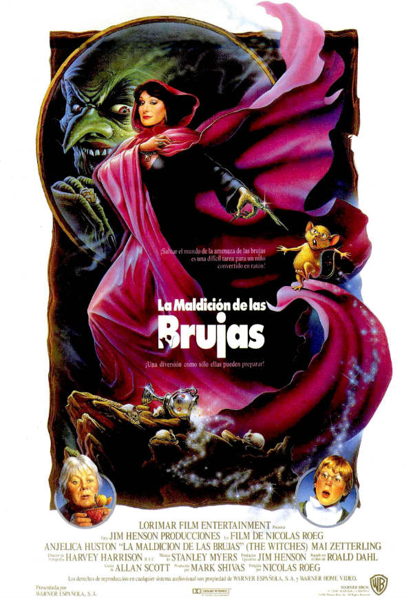 La maldición de las brujas - Película 1990 - SensaCine.com