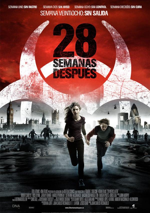 28 Semanas Despues Pelicula 2007 Sensacine Com
