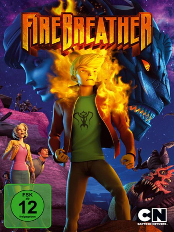 Firebreather Pelicula 2009 Sensacine Com
