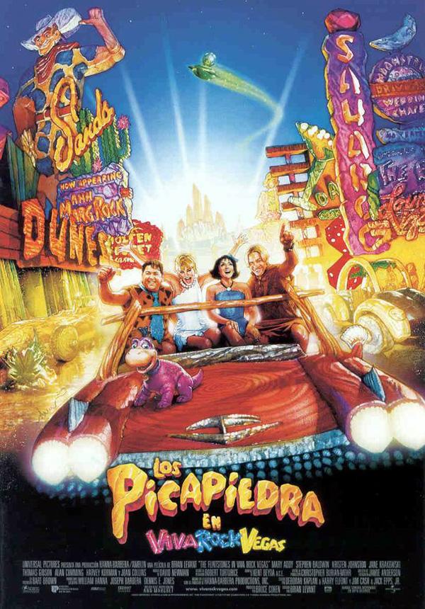 Los Picapiedra En Viva Rock Vegas Pelicula 2000 Sensacine Com