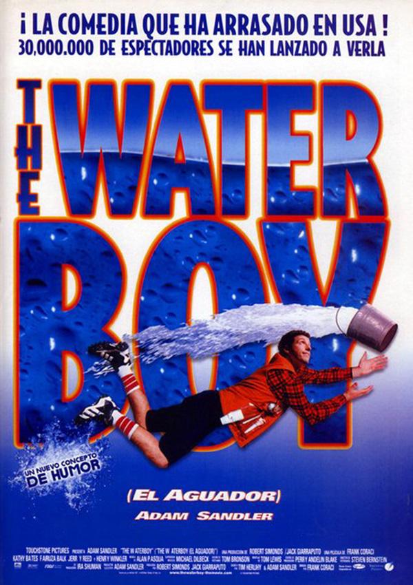 The Waterboy El Aguador Pelicula 1998 Sensacine Com