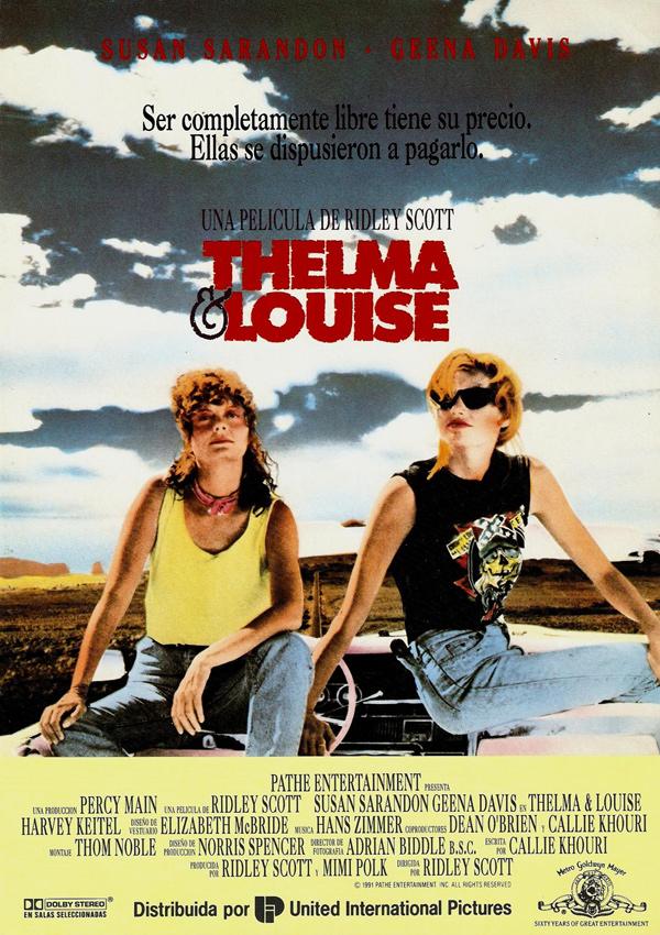 Resultado de imagen para thelma y louise