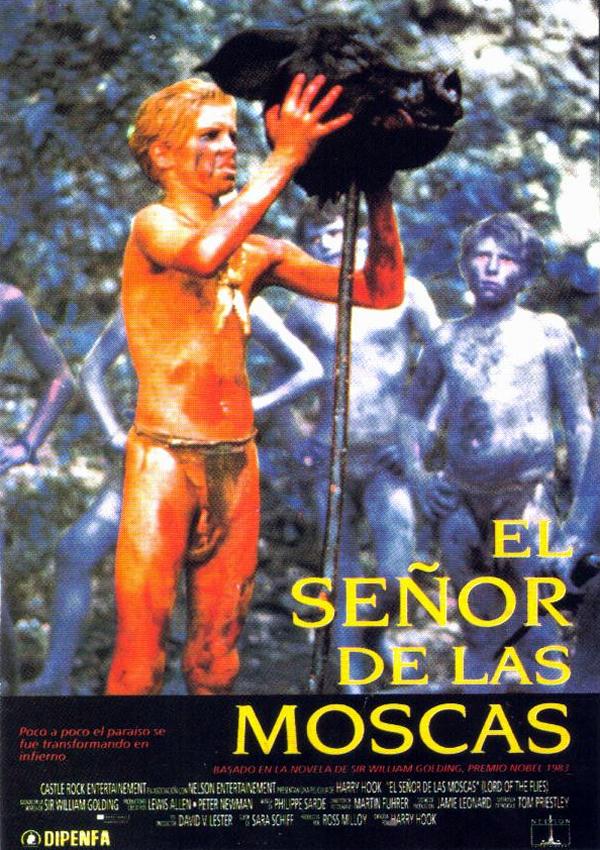 El señor de las moscas - Película 1990 - SensaCine.com