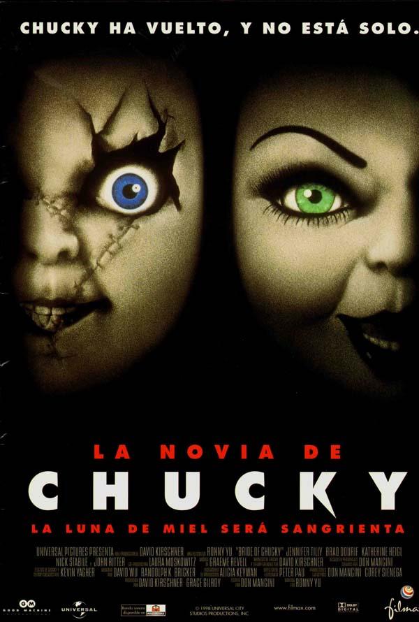La Novia De Chucky Pelicula 1998 Sensacine Com