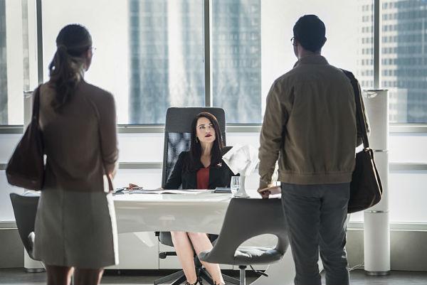 Demos un primer vistazo a Katie McGrath como Lena Luthor en Supergirl