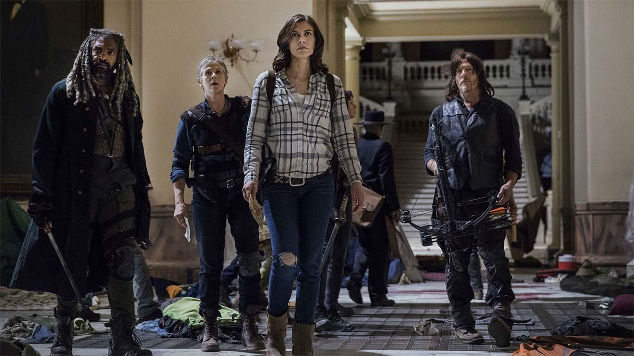 Más caras nuevas en 'The Walking Dead': conoce a los nuevos aliados de Maggie en el regreso de la temporada 10