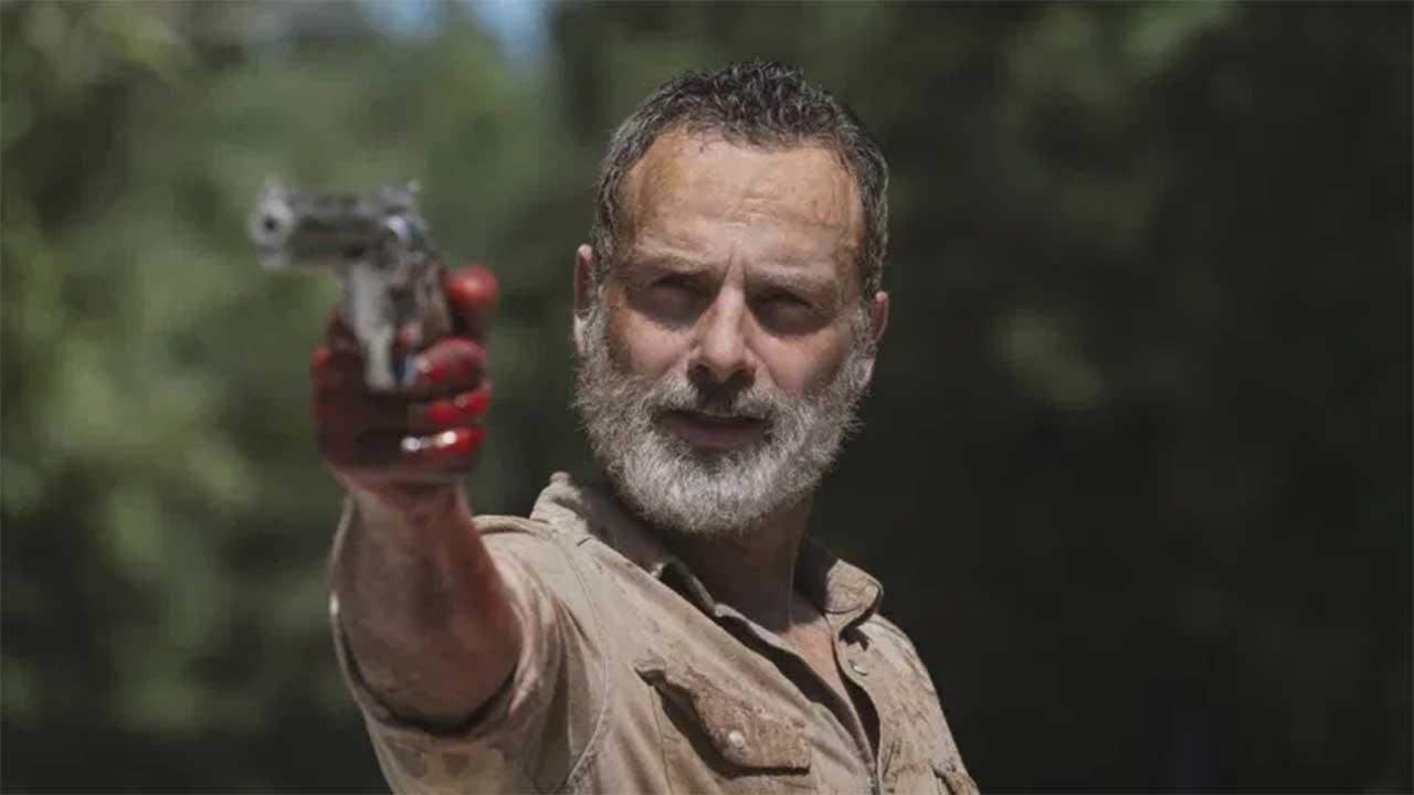 El creador de 'The Walking Dead' Robert Kirkman revive a Rick Grimes para una celebración personal