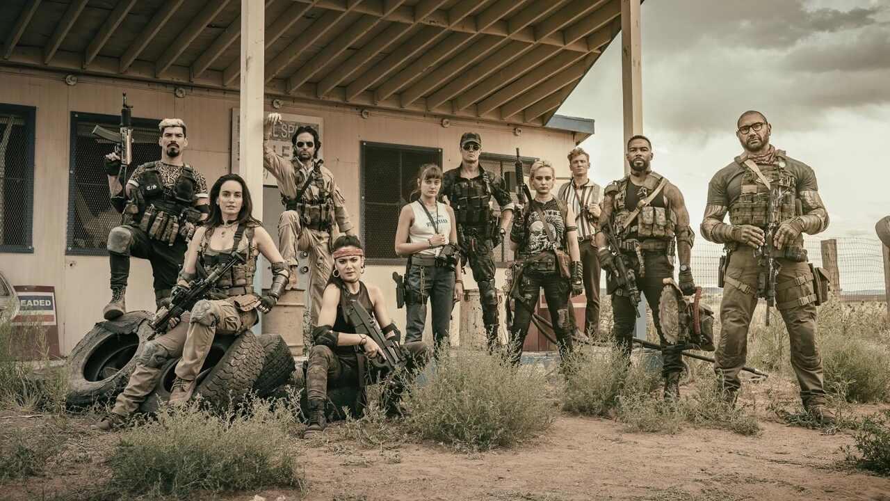 5 motivos por los que 'Ejército de los Muertos' es la película que debes ver en el cine este fin de semana