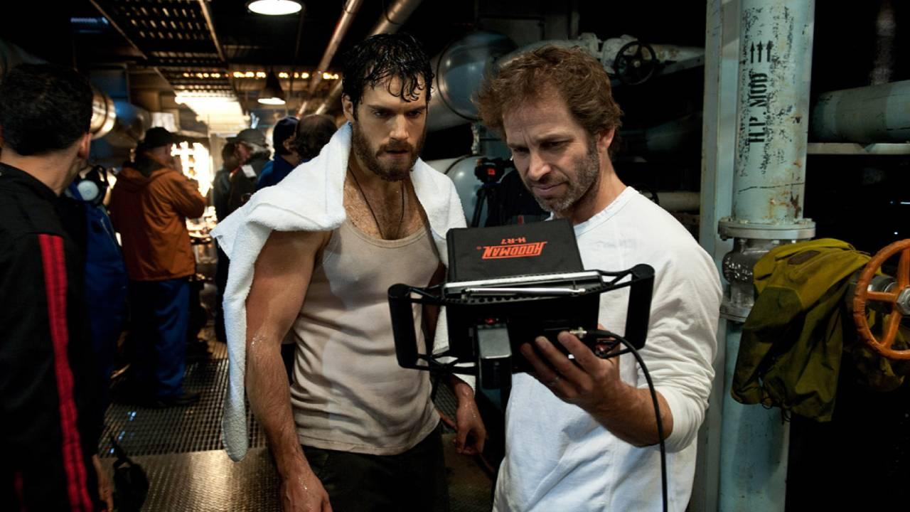 El poder de las sillas en el rodaje: Zack Snyder y Christopher Nolan eligen que sus actores no se sienten