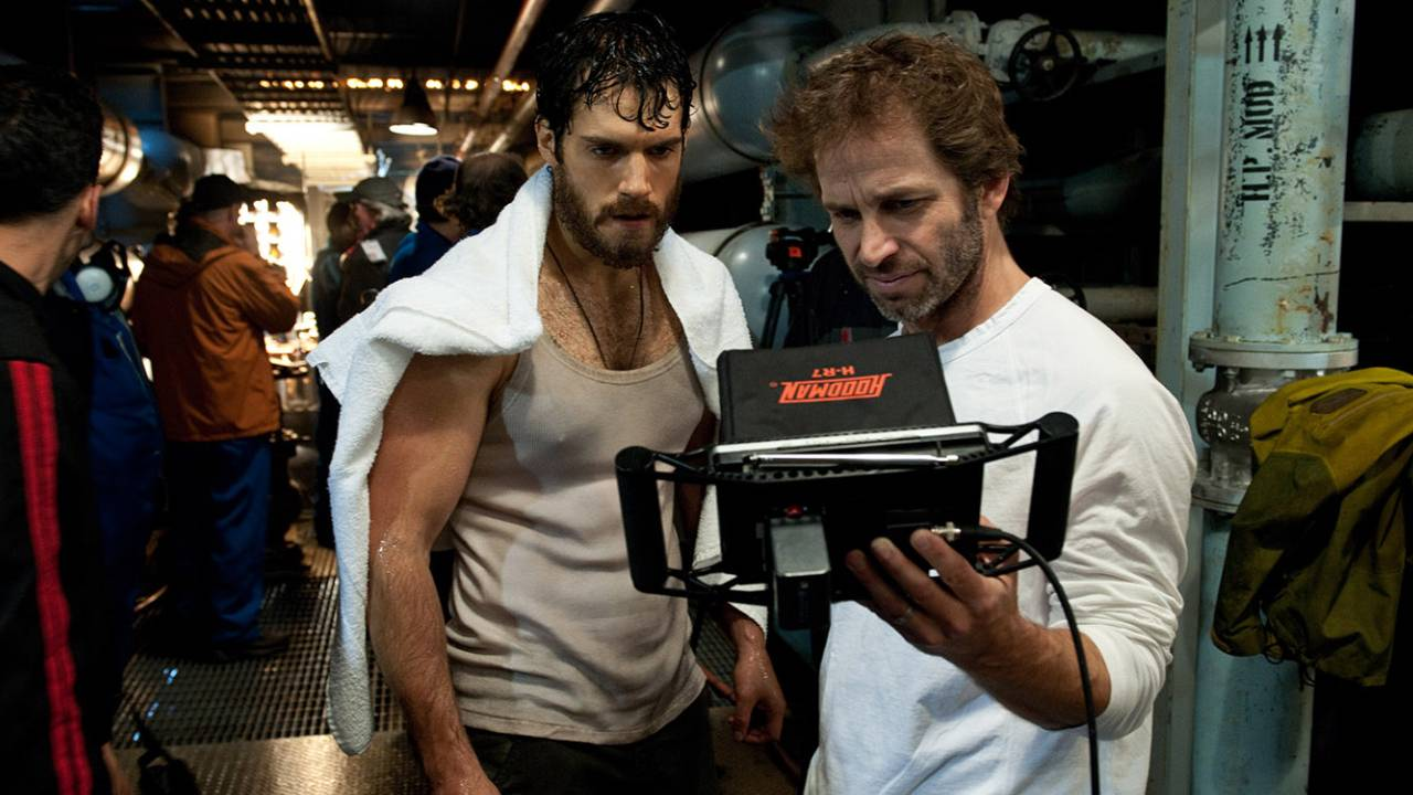 Una película religiosa y una pornográfica: las tareas pendientes de Zack Snyder