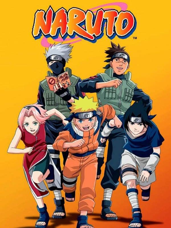 Naruto - Serie 2002 - SensaCine.com