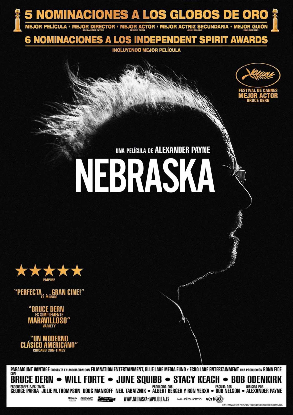 Nebraska - Película 2013 - SensaCine.com