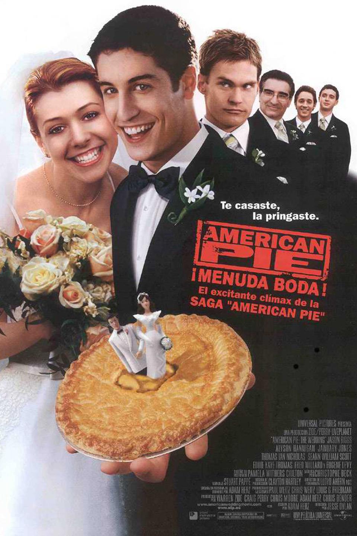 American Pie Presenta Una Fiesta De Pelotas american pie ¡menuda boda!: películas similares - sensacine
