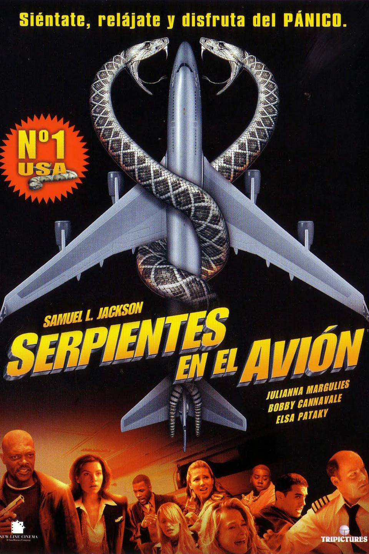 Serpientes En El Avion Pelicula 2006 Sensacine Com