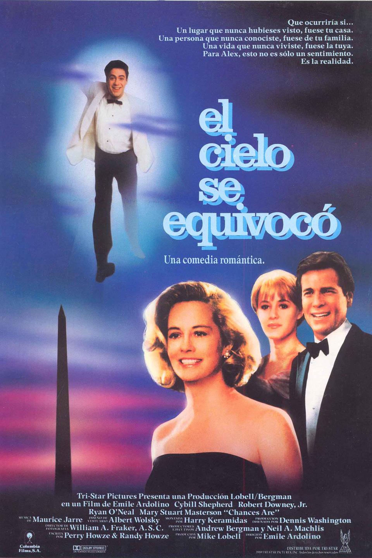 El Cielo Se Equivocó Película 1989 Sensacine Com