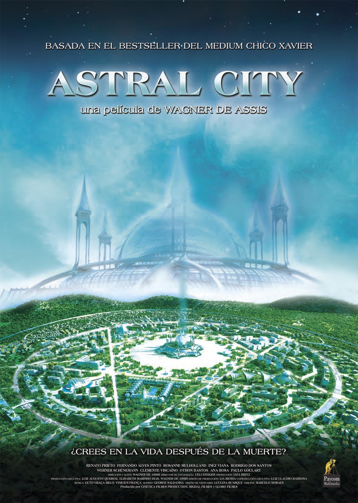 Astral City Pelicula 2010 Sensacine Com