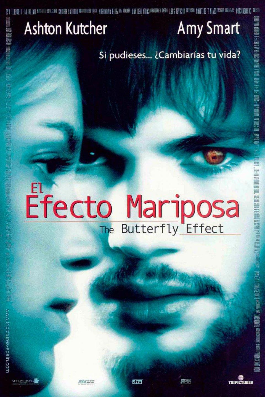 Cartel de El efecto mariposa (The Butterfly Effect) - Foto