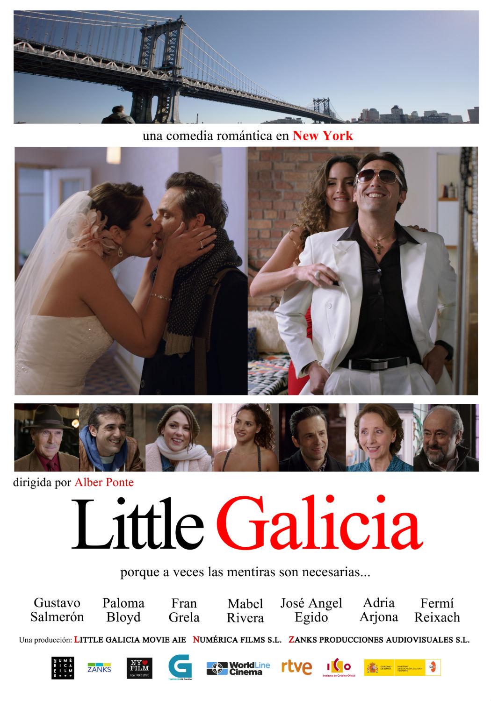 Actrices Porno Galicia little galicia - película 2014 - sensacine