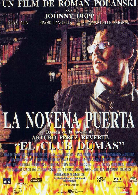 La Ultima Puerta [1999]HD [1080p] Latino [GoogleDrive] SilvestreHD