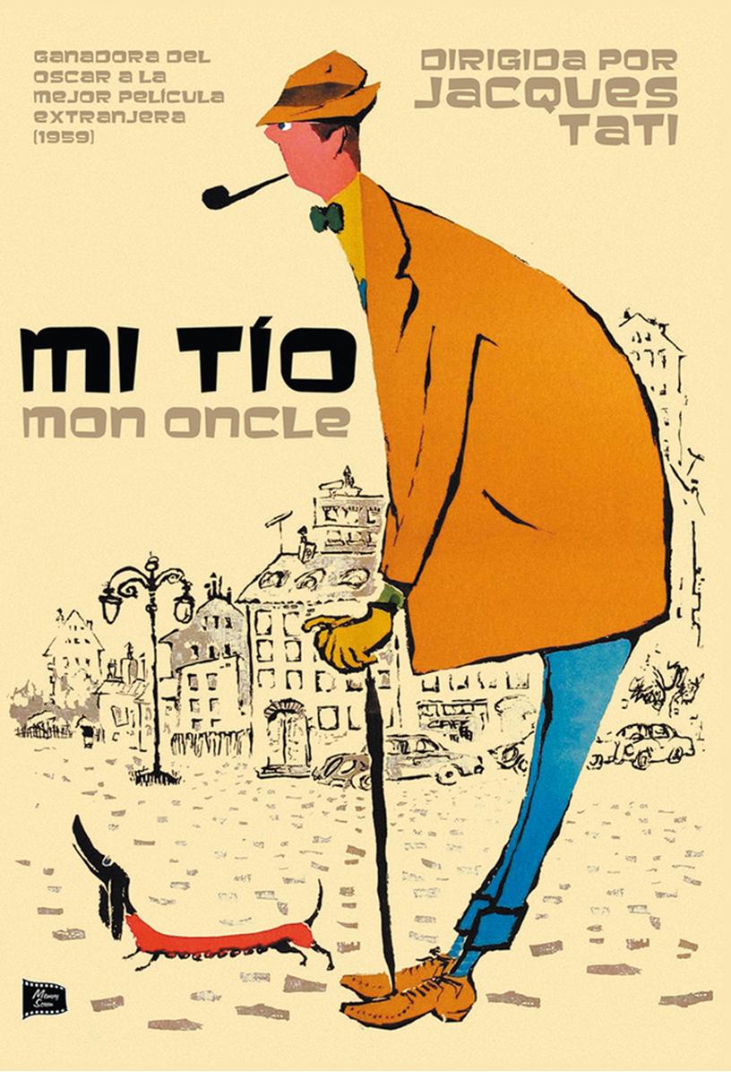 Mi Tío Película 1958 Sensacine Com