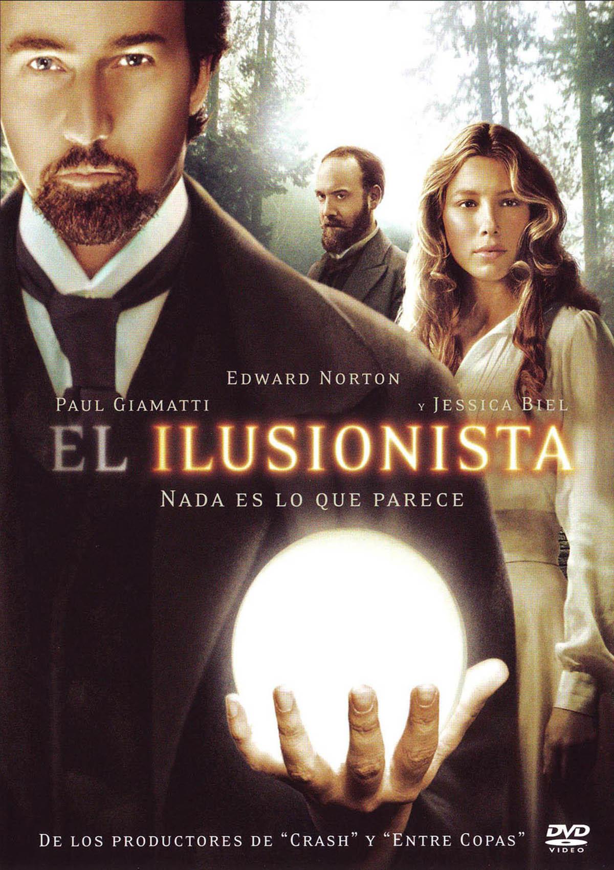 El Ilusionista [2006] HD [1080p] Latino [GoogleDrive] SilvestreHD
