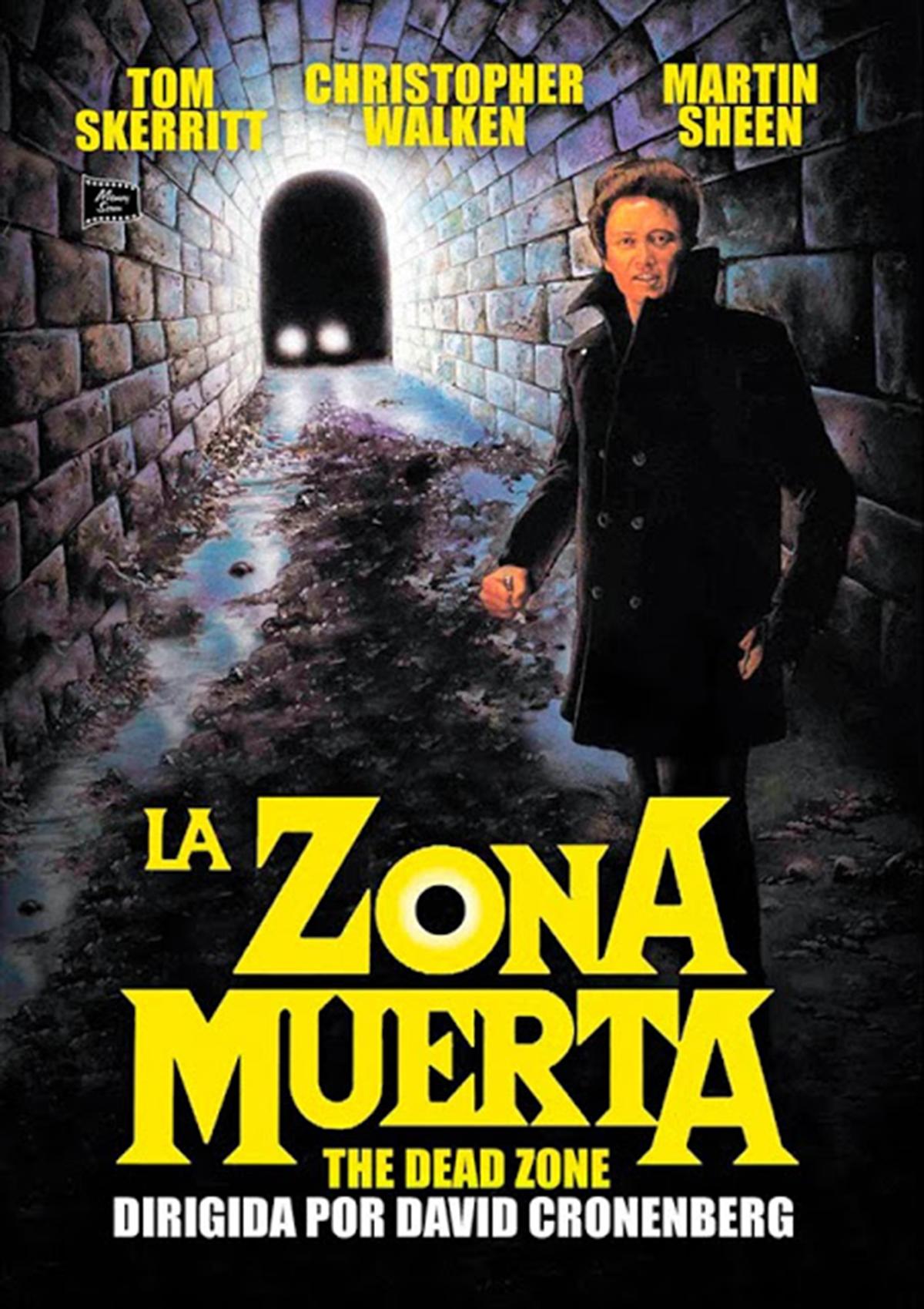 Resultado de imagen para la zona muerta cronenberg